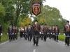 Mandatory Credit: ROWLAND WHITE/PRESSEYE Royal Black Last Saturday Parade Venue: Ballyronan Date: 31st Aiugust 2013 Caption: County Londonderry