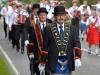 Mandatory Credit: ROWLAND WHITE/PRESSEYE Royal Black Last Saturday Parade Venue: Ballyronan Date: 31st Aiugust 2013 Caption: County Grand Master