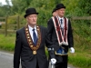 Mandatory Credit: ROWLAND WHITE/PRESSEYE Royal Black Last Saturday Parade Venue: Ballyronan Date: 31st Aiugust 2013 Caption: Sovereign Grand Master, Millar Farr