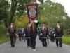 Mandatory Credit: ROWLAND WHITE/PRESSEYE Royal Black Last Saturday Parade Venue: Ballyronan Date: 31st Aiugust 2013 Caption: Raphoe District