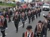Mandatory Credit: ROWLAND WHITE/PRESSEYE Royal Black Last Saturday Parade Venue: Ballyronan Date: 31st Aiugust 2013 Caption: South Londonderry RBP 291