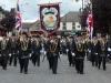 Mandatory Credit: Rowland White/Presseye Royal Black Preceptory County Fermanagh Parade Date: 4th August 2012 Caption: